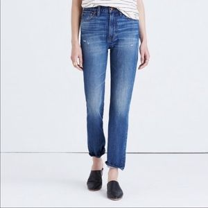 The Perfect Vintage High Rise Jeans